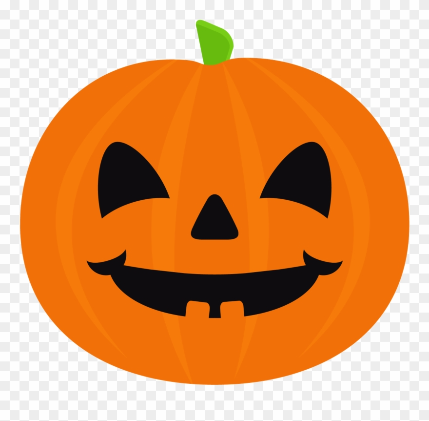 Lantern clipart jacko. Cute halloween pumpkin