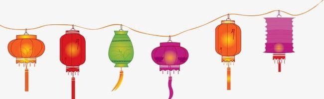 Png hanging lanterns joyous. Lantern clipart latern