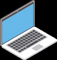 Laptop clipart. Png transparent free images