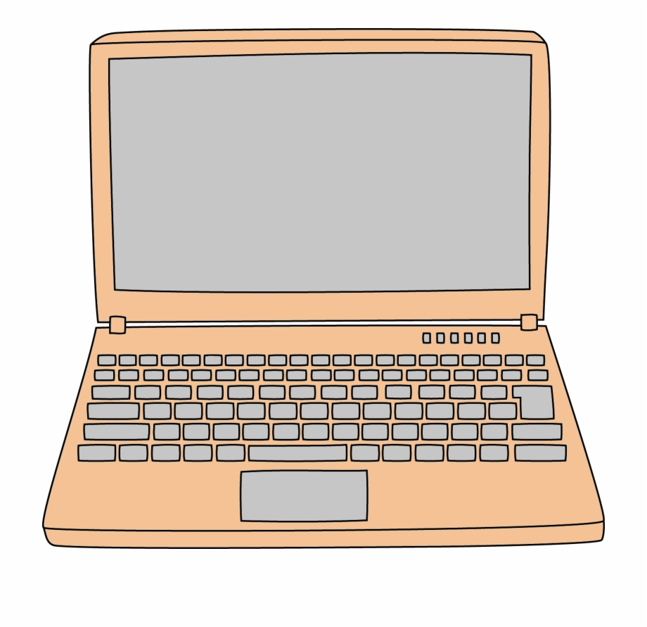Laptop Clipart Animasi Laptop Animasi Transparent Free For