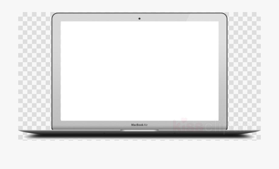 Laptop clipart display. Download macbook air clip