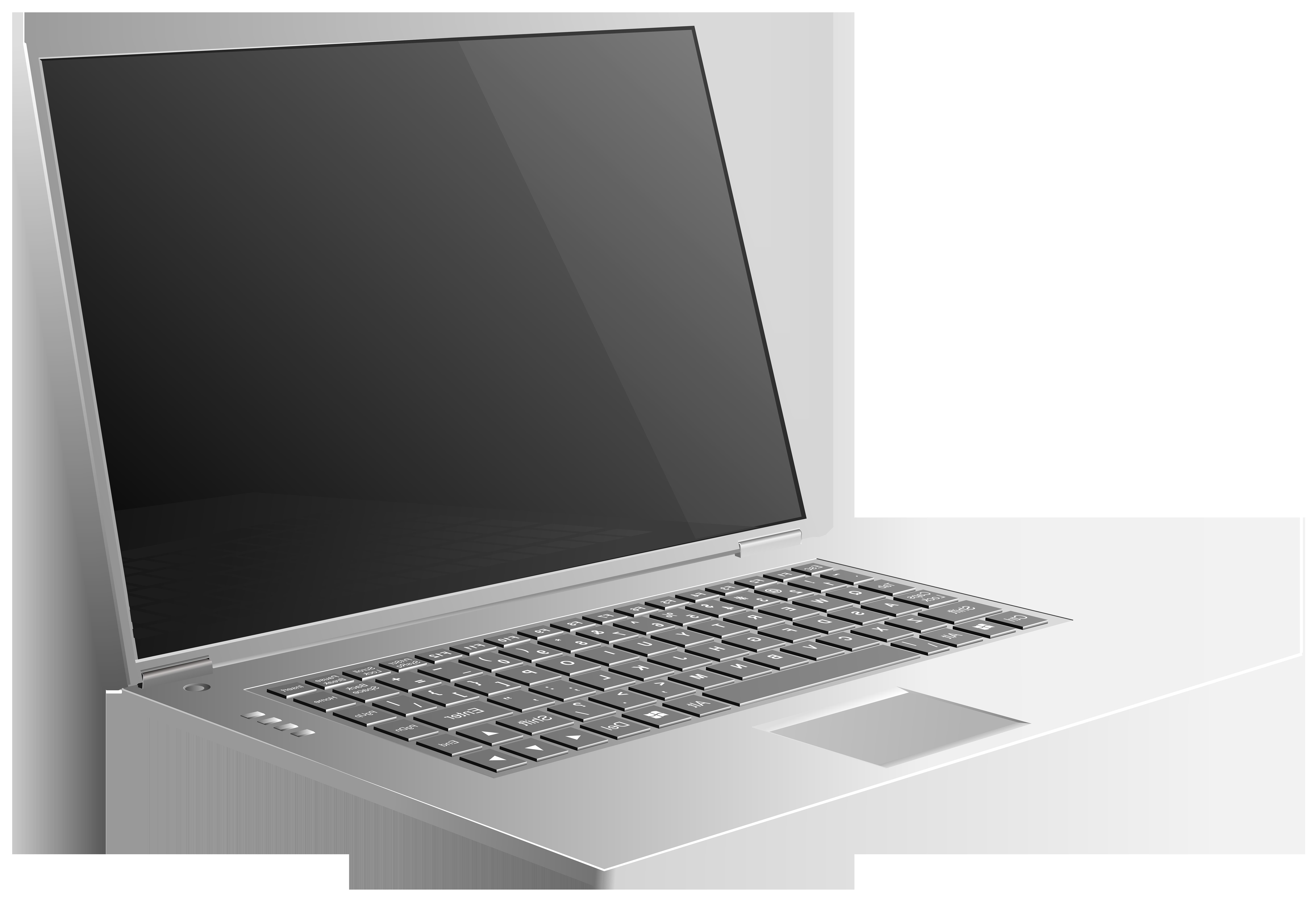 Open png clip art. Website clipart laptop