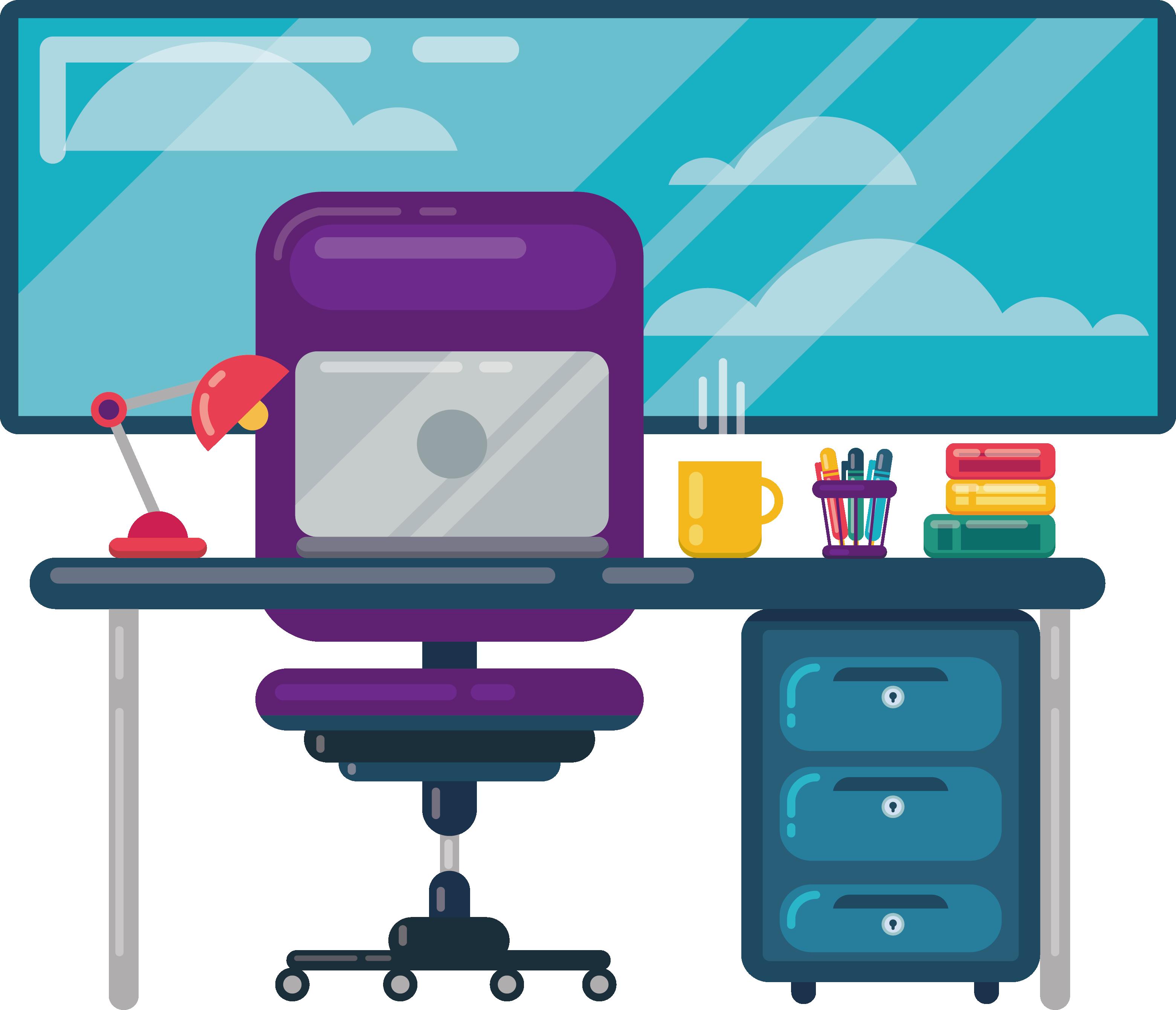 Laptop clipart purple. Interior design services designer