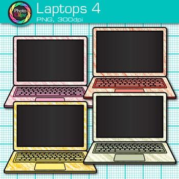 Clip art rainbow computers. Laptop clipart technology