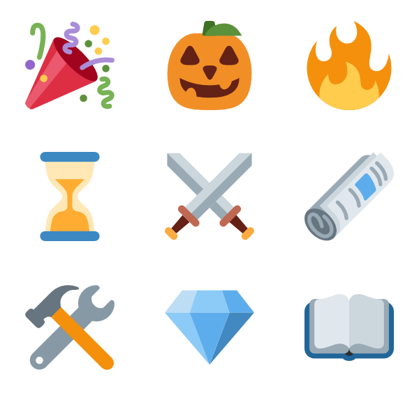 Want clipart useful thing.  icon packs vector