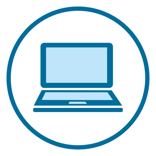 Laptop vector png. Ring icon transparent svg