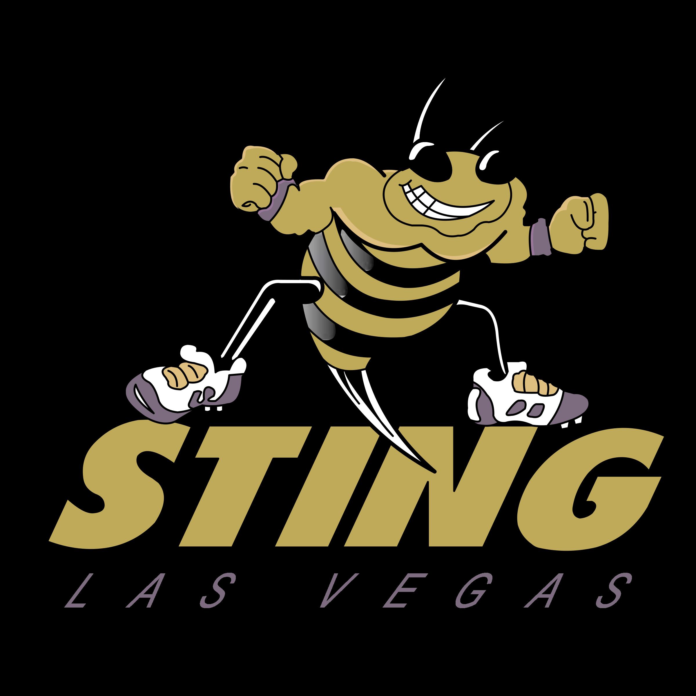 Sting logo png transparent. Las vegas clipart sketch