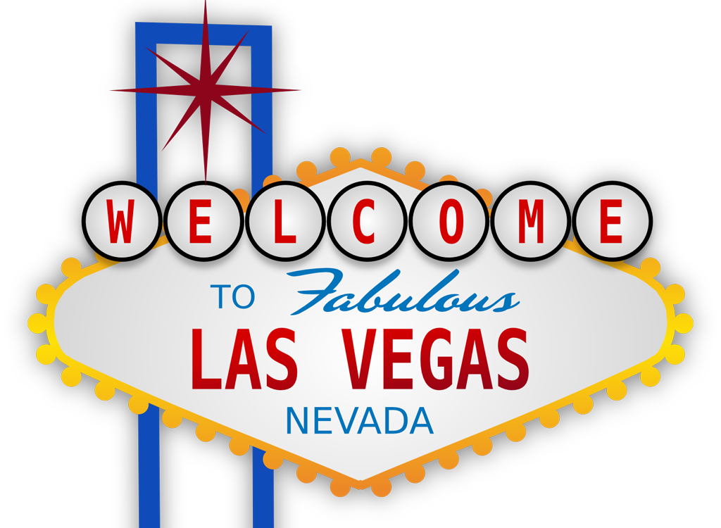 Make yours m life. Las vegas clipart word