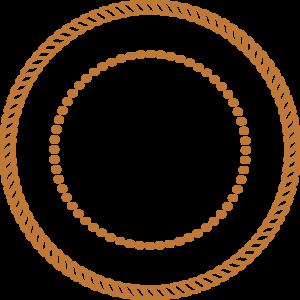 Brown rope clip art. Lasso clipart