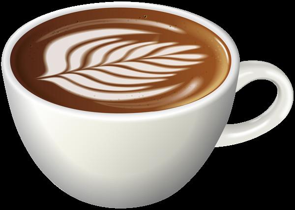 Coffee art png clip. Latte clipart