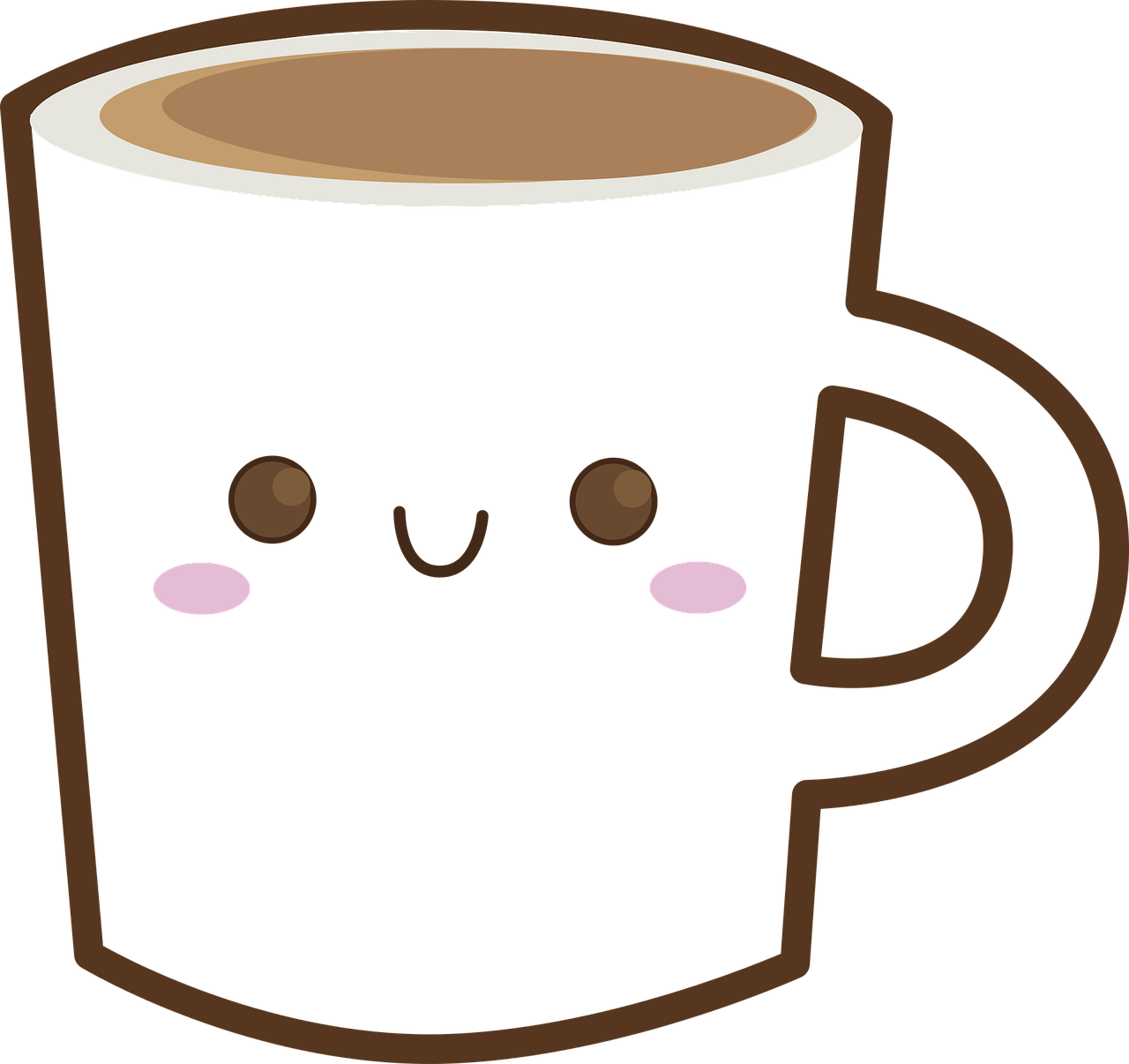 Mug clipart coffee face. Latte macchiato espresso cappuccino