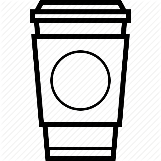 Starbucks clipart paper. Coffee cup background tea