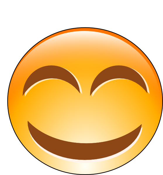 Laugh clipart png. Laughing smiley clip art