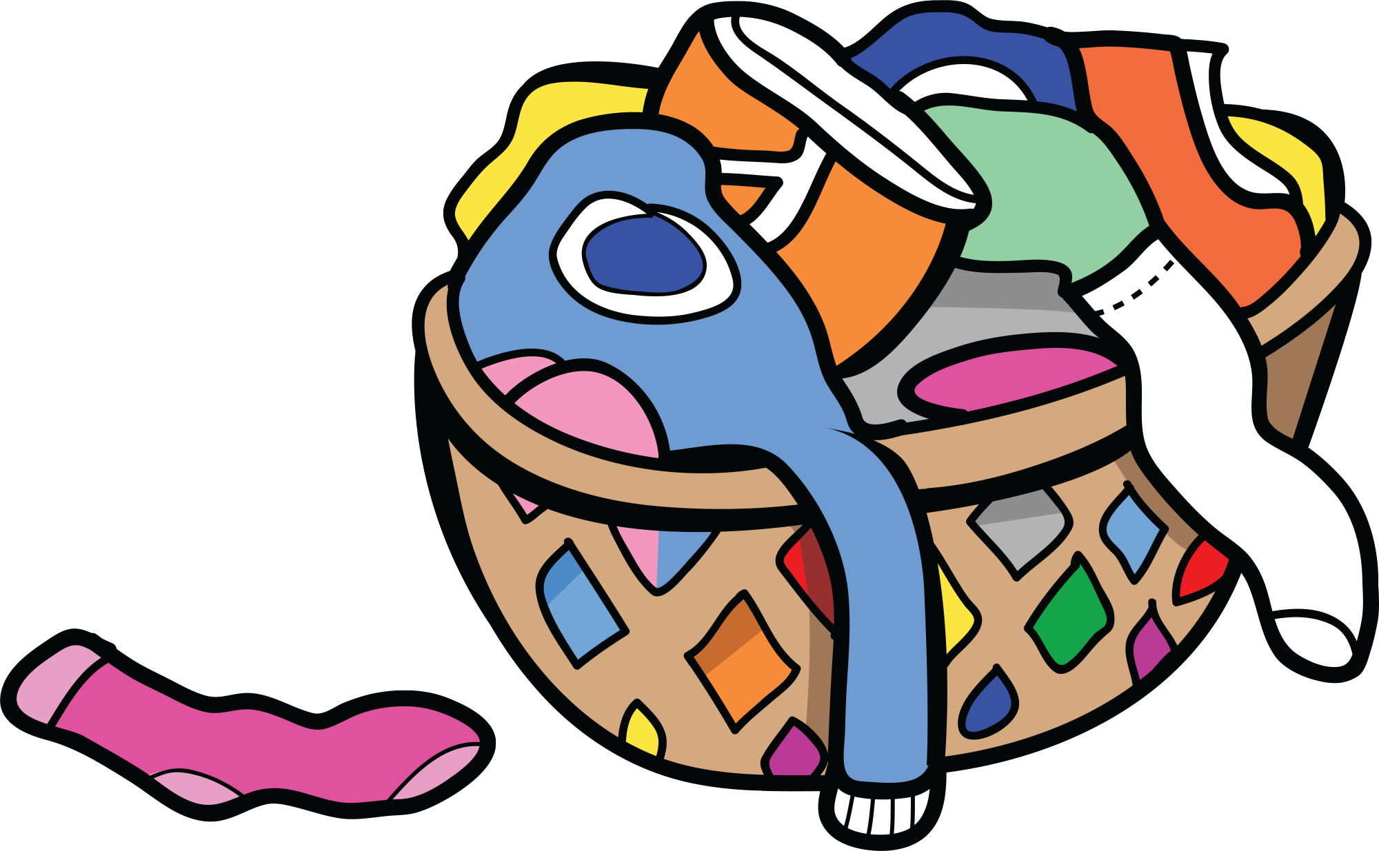 collection of png. Laundry clipart