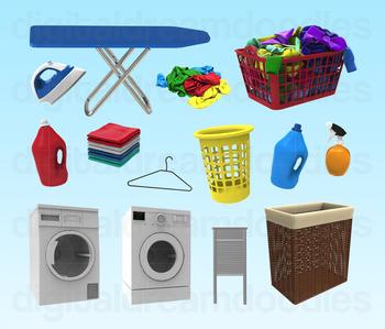 Laundry clipart laundry mat. Room laundromat digital png