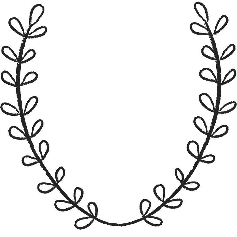 Laurel clipart bronze. Wreath rubber stamp border