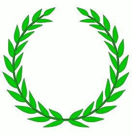 Laurel clipart laural. Free wreath cliparts download