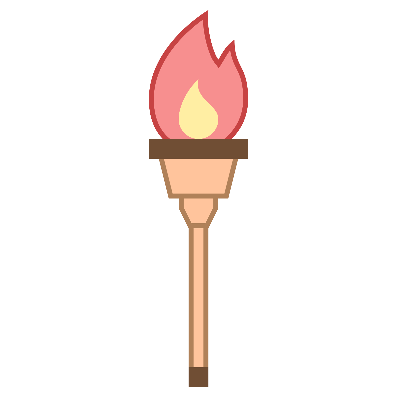 Laurel clipart olympic. Torch outside game pencil