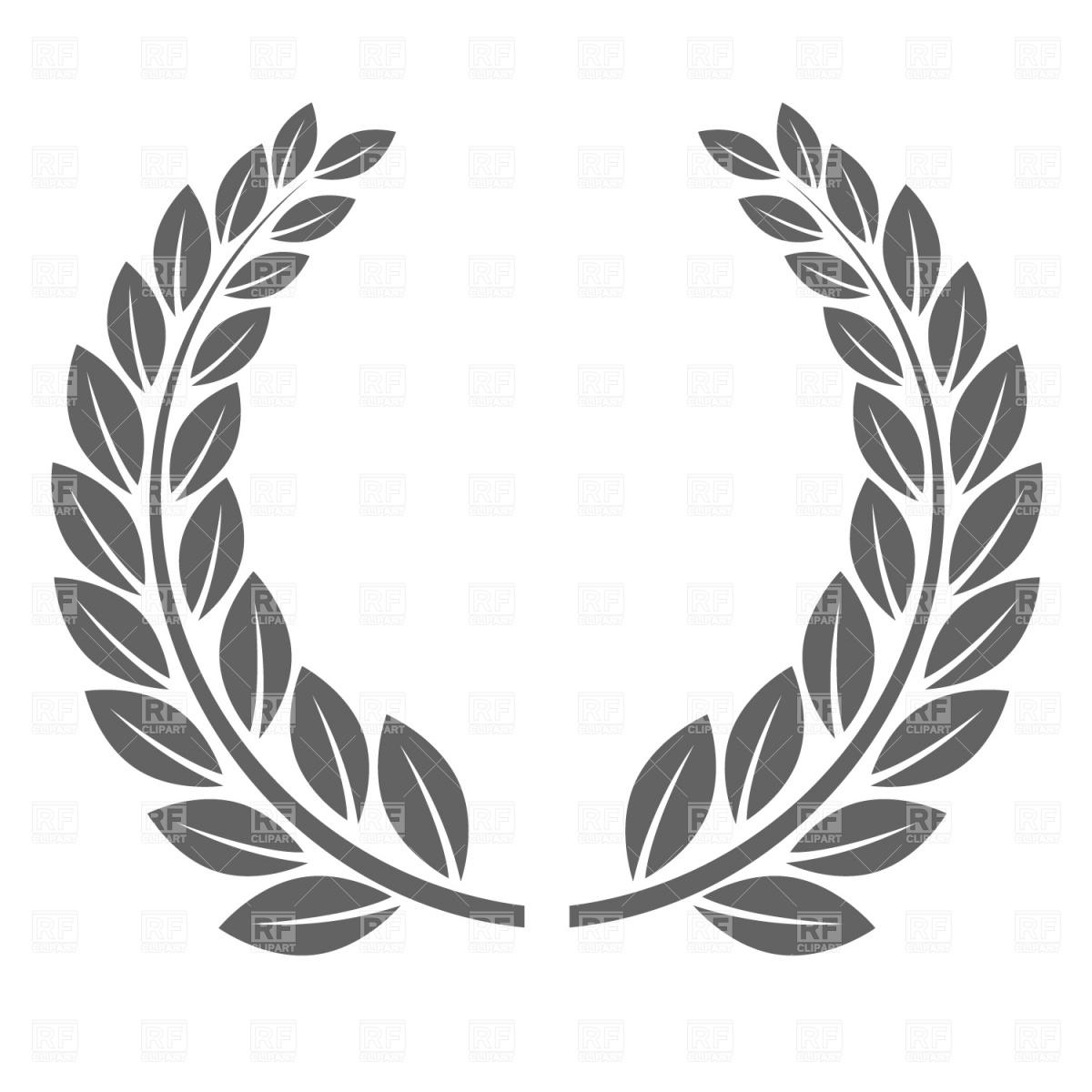 Free wreath cliparts download. Laurel clipart weath