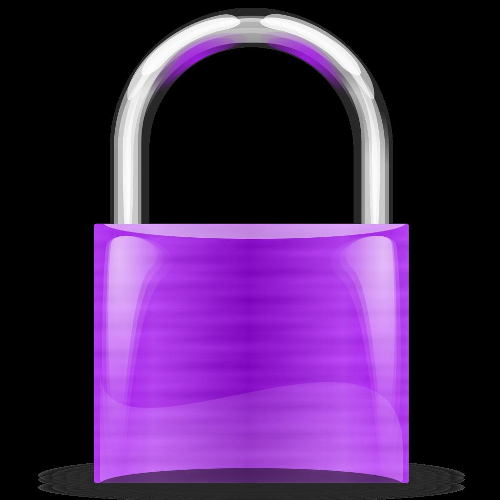 File padlock purple wikipedia. Lock clipart svg