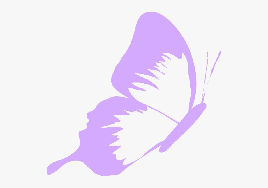 Clip art at clker. Lavender clipart lavender butterfly