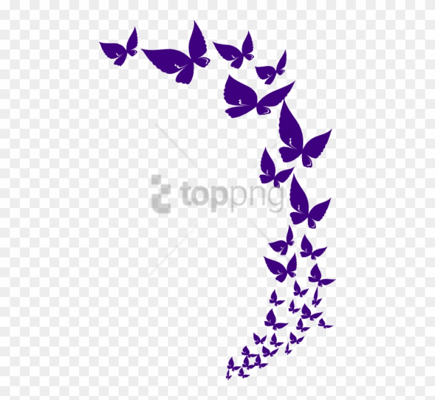 Free png butterflylavender clip. Lavender clipart lavender butterfly