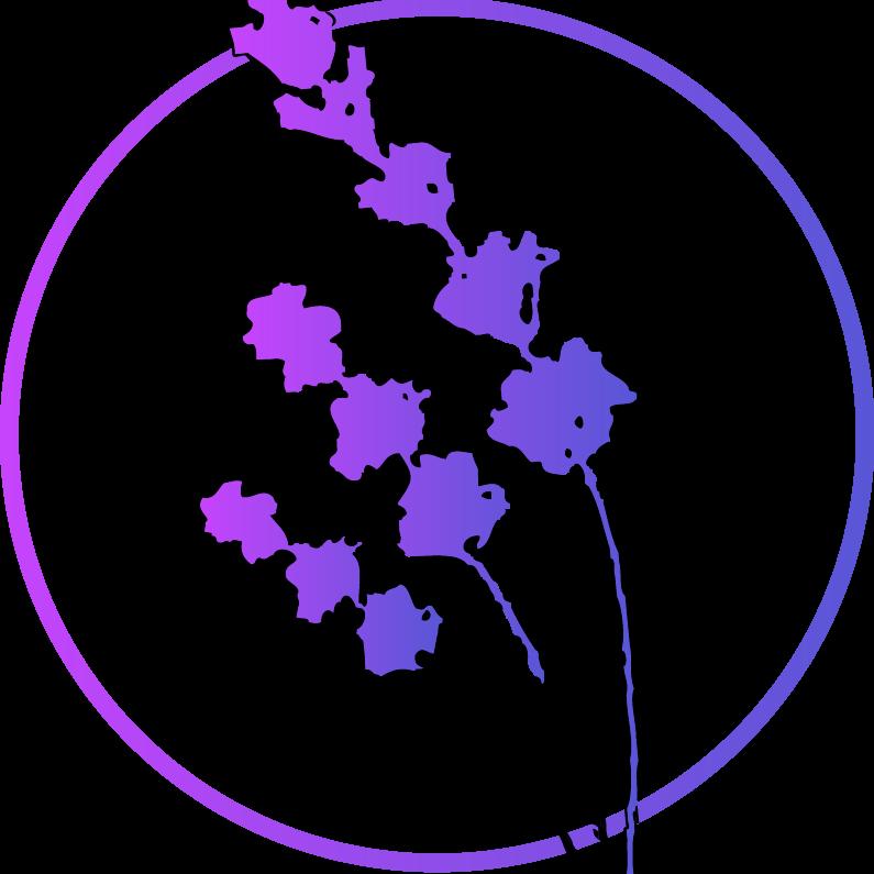 Seafoam seafoamlavender twitter. Lavender clipart lavender field