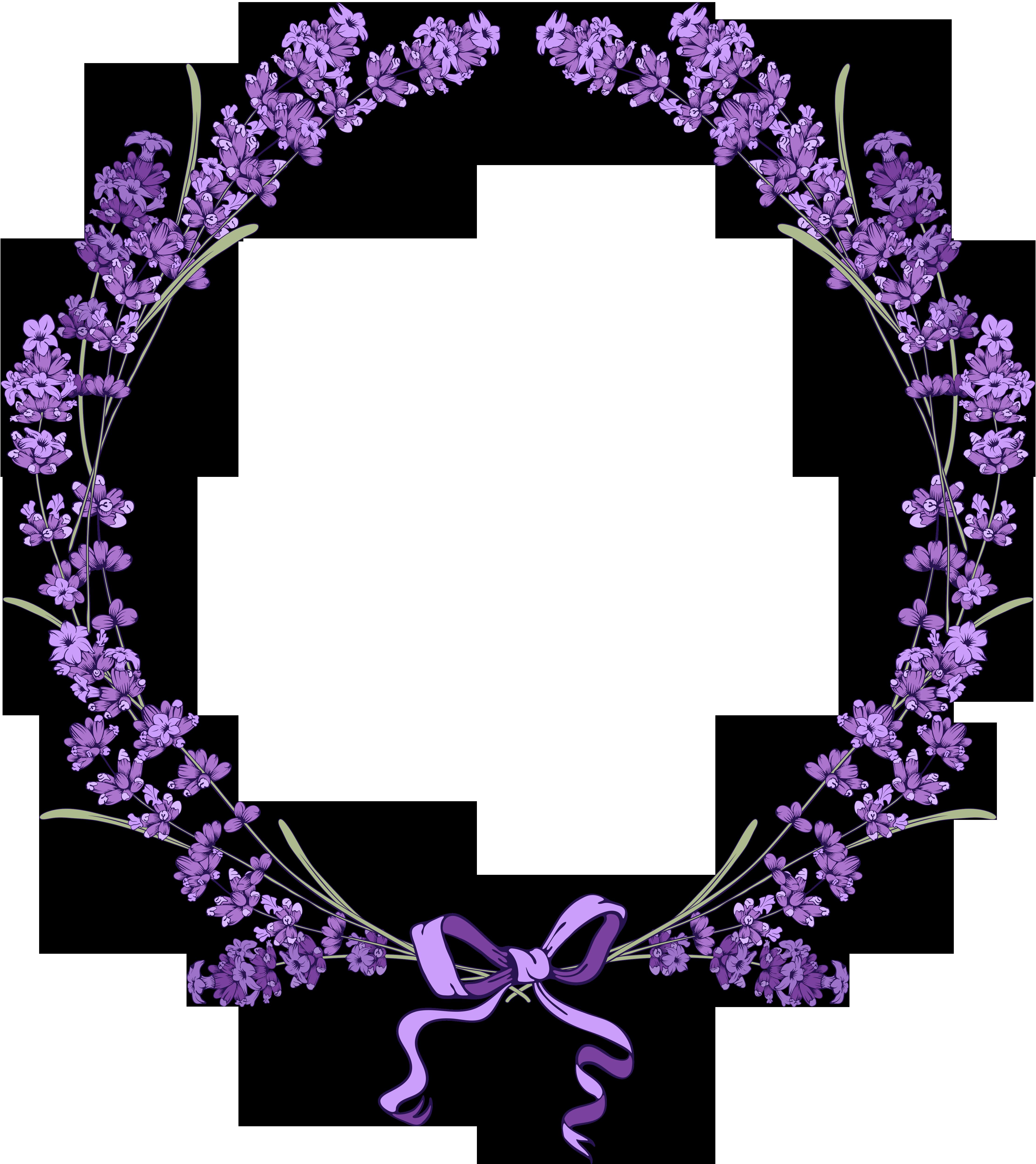Lavender clipart printable.  f orig zestawy