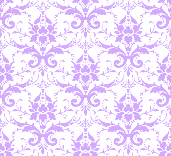 Lavender clipart royalty free. Damask background clip art