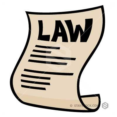 Law clipart. Doc staystock