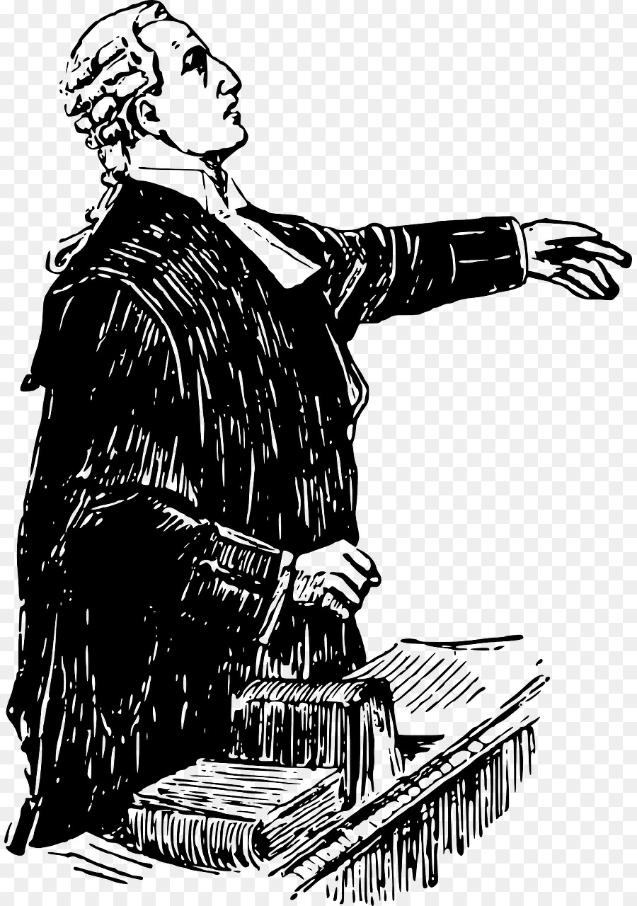 Cartoon lawyer law art. Laws clipart barrister