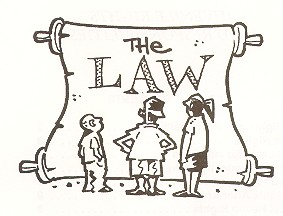 Lawyer clipart legal issue. Employment law image