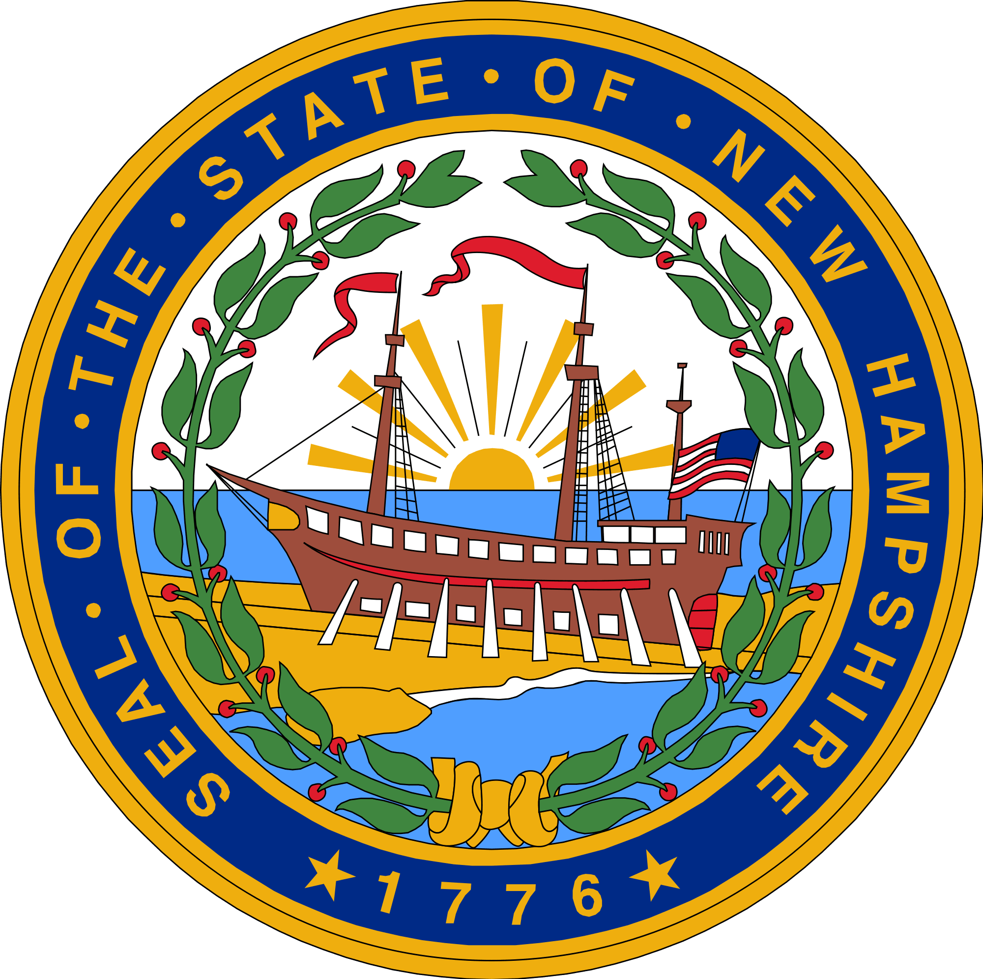 Online gambling new hampshire. Law clipart federal law