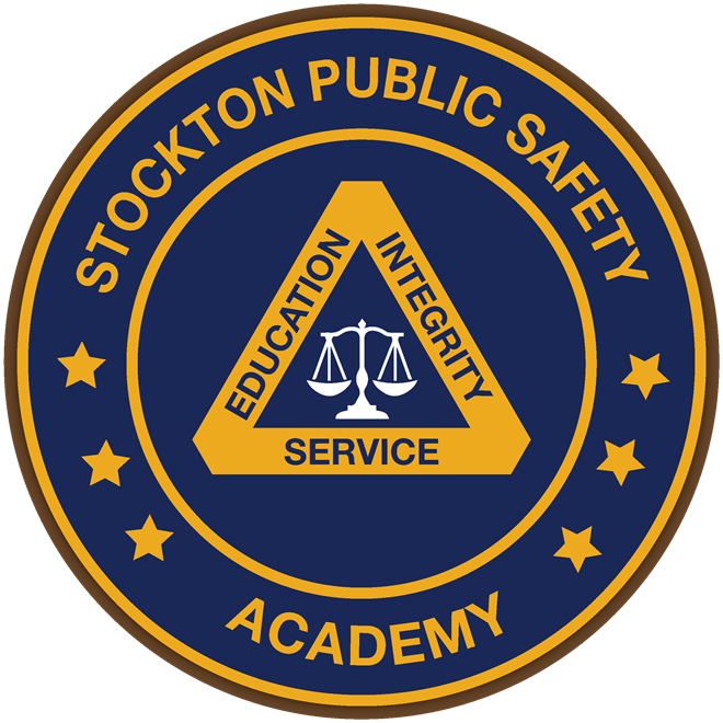Stockton academy background information. Law clipart law public safety