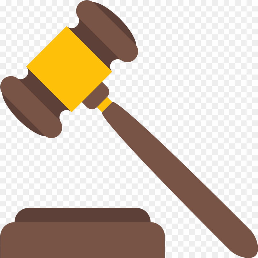 Law clipart statute. Hammer png download free