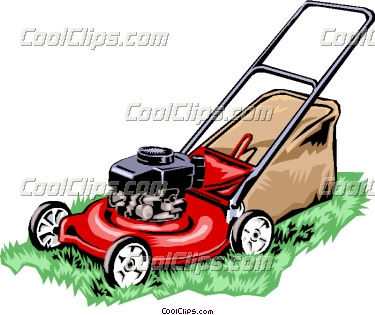 Lawnmower clipart. Lawn mower clip art