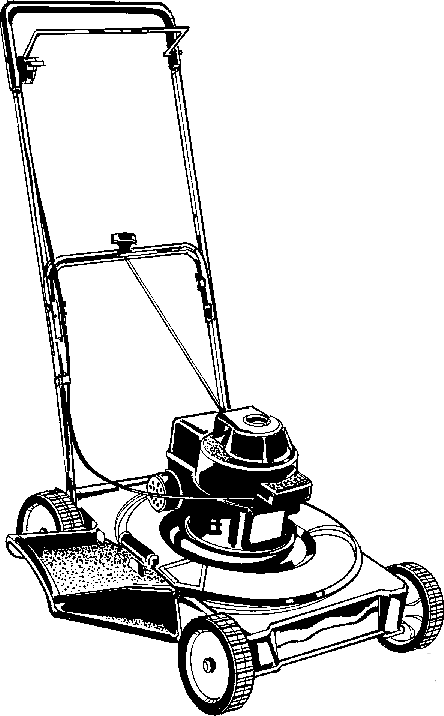 Lawn mower clipartfest cliparting. Lawnmower clipart black and white