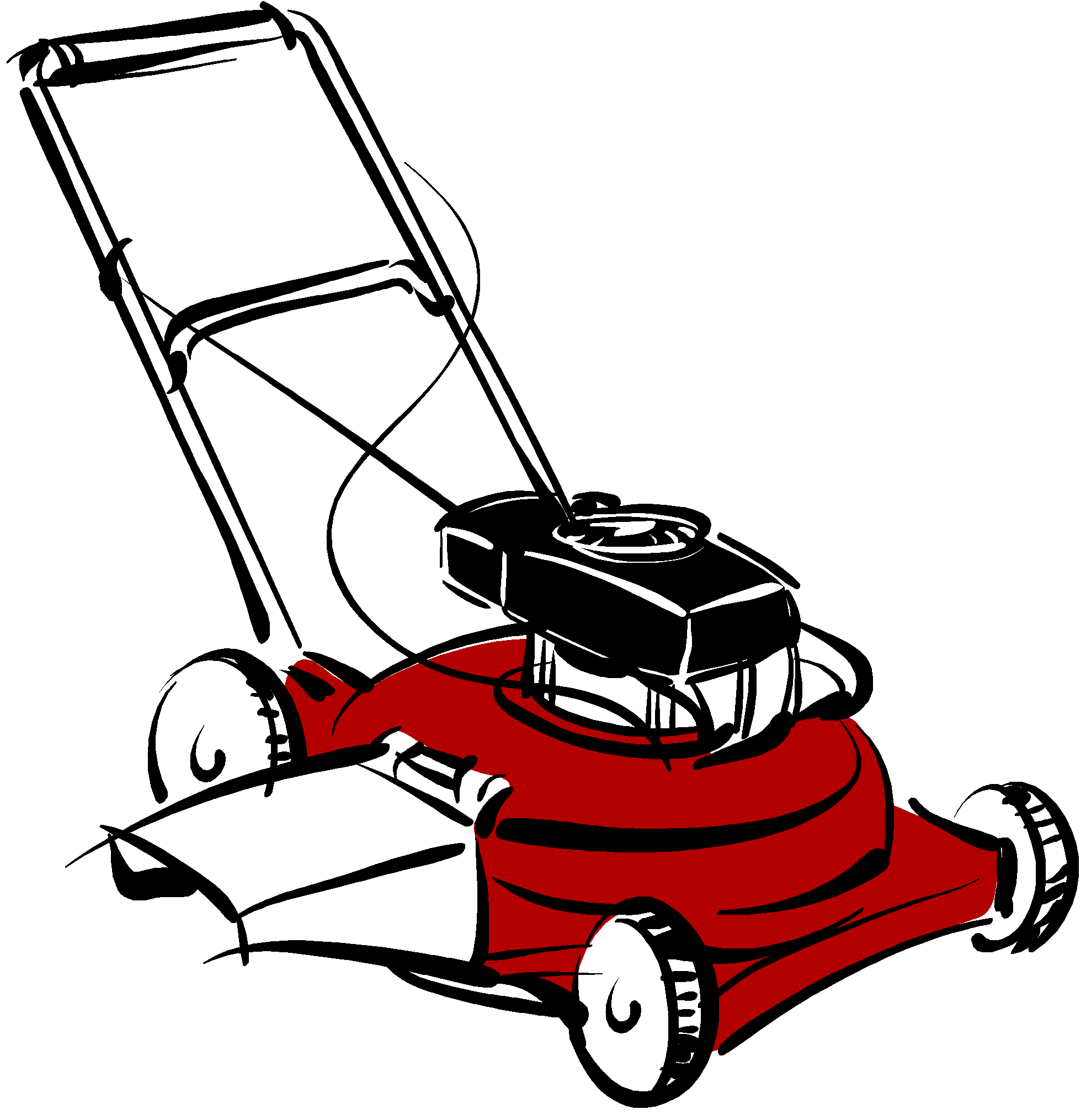 Lawnmower clipart landscaping maintenance. Png mowing grass transparent