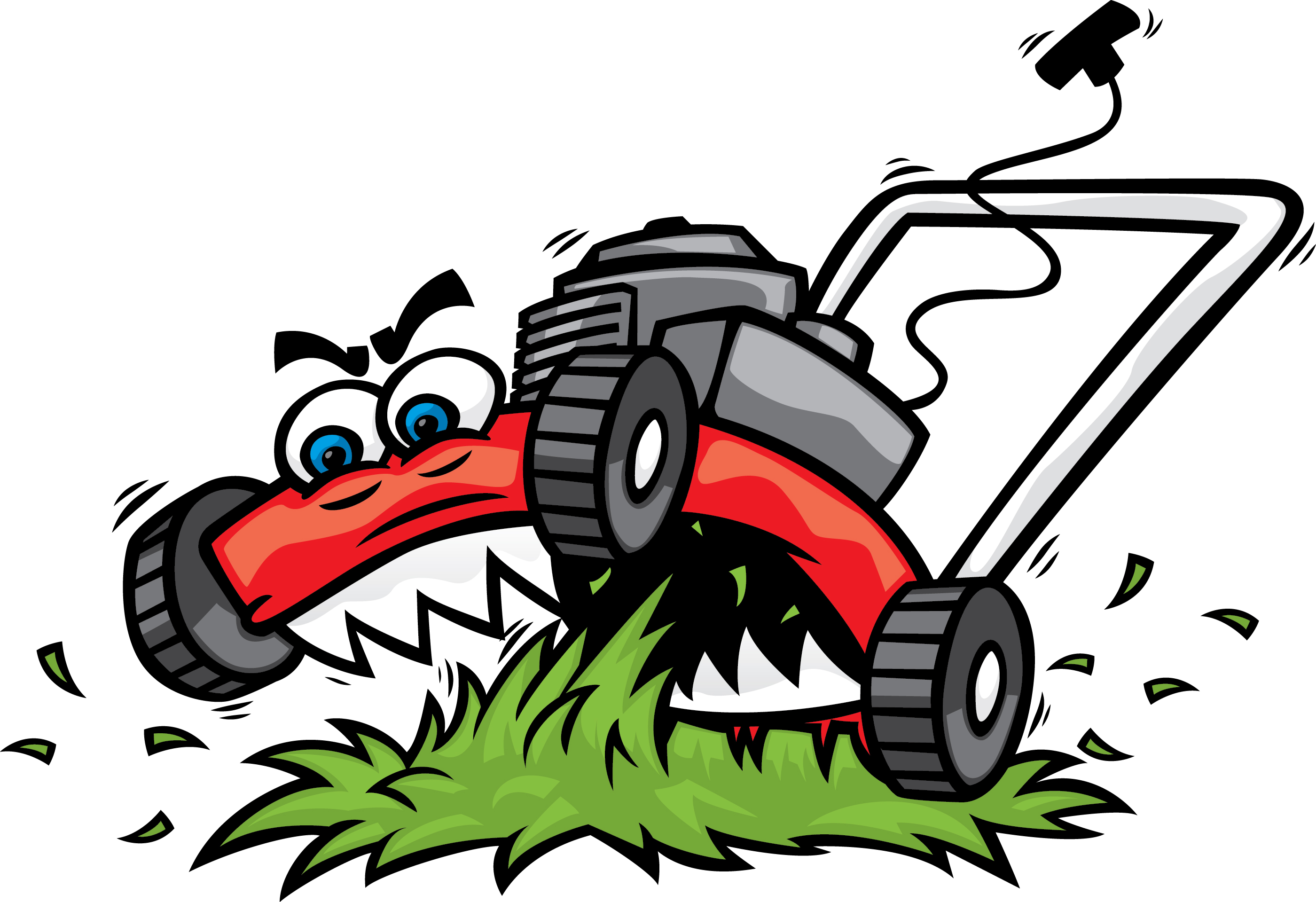 Lawn care free download. Swamp clipart yard