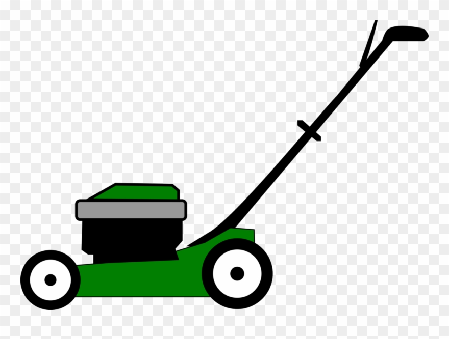 Lawn mowers computer icons. Lawnmower clipart small engine