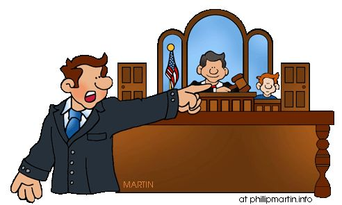 Station . Lawyer clipart
