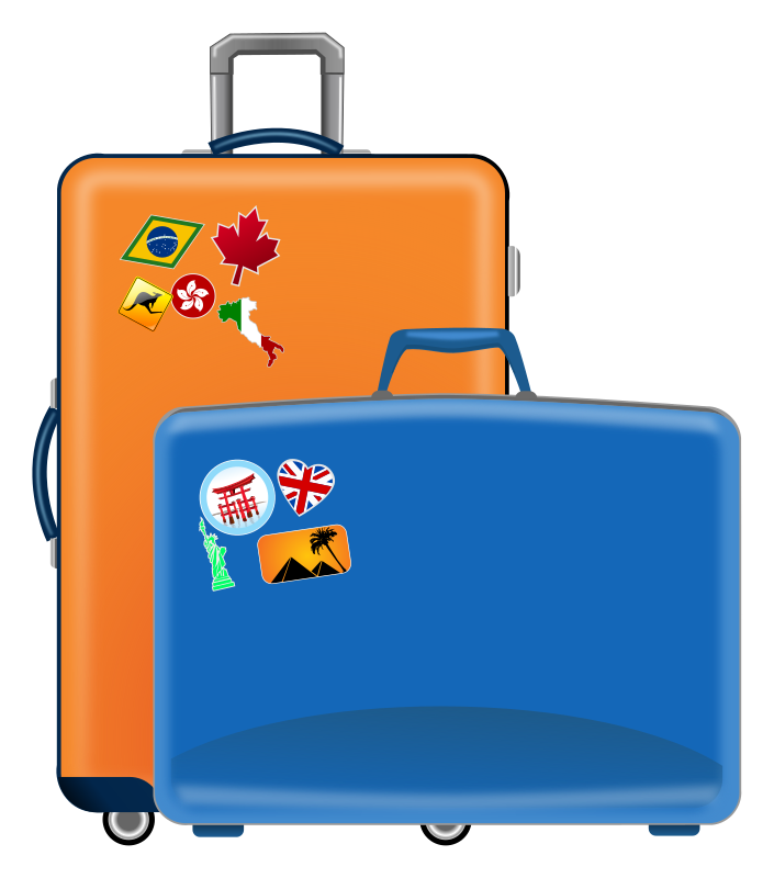 Lawyer clipart suitcase. Minnesota workers compensation blog