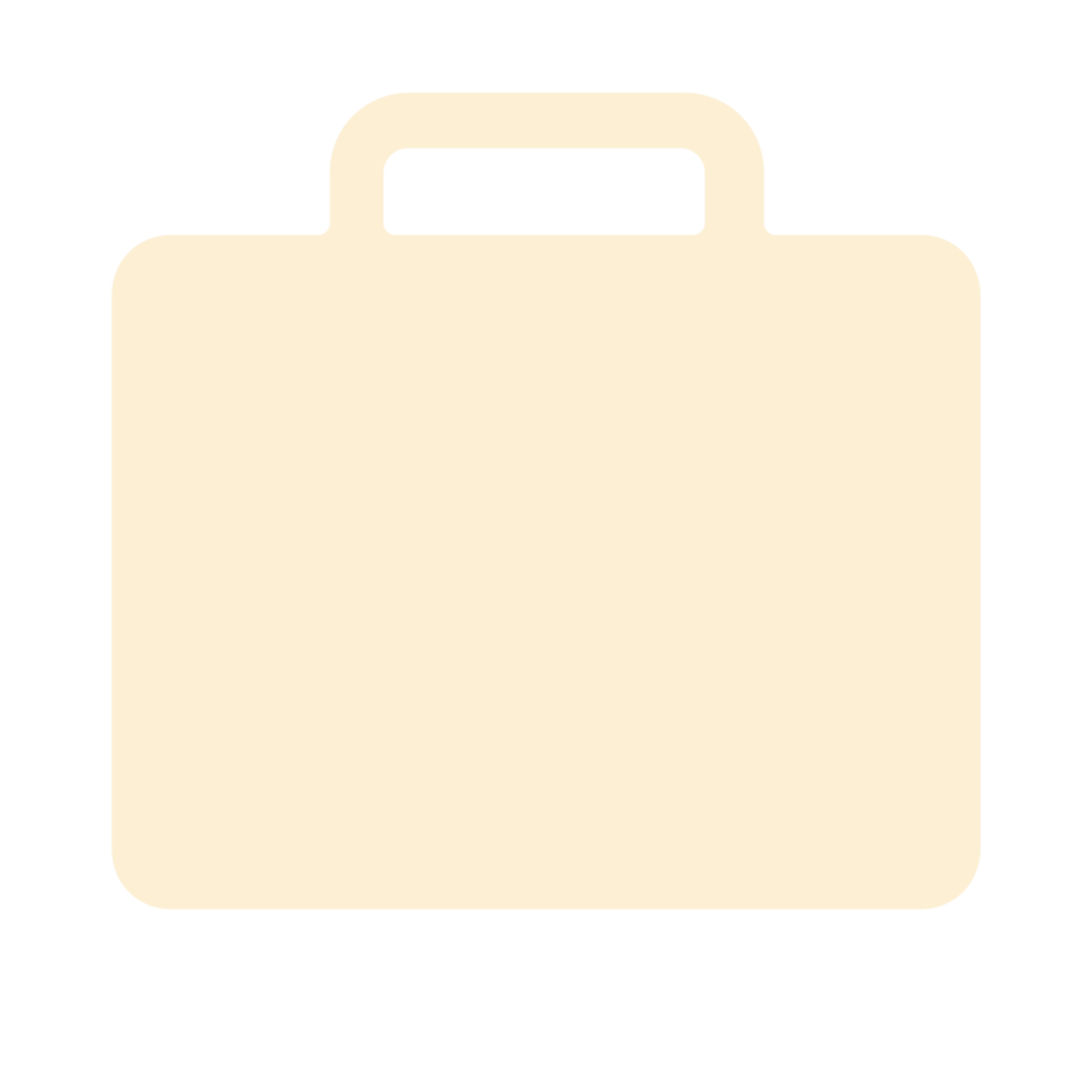 Real estate attorney property. Lawyer clipart suitcase