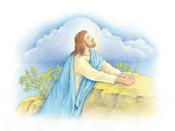 The . Lds clipart atonement
