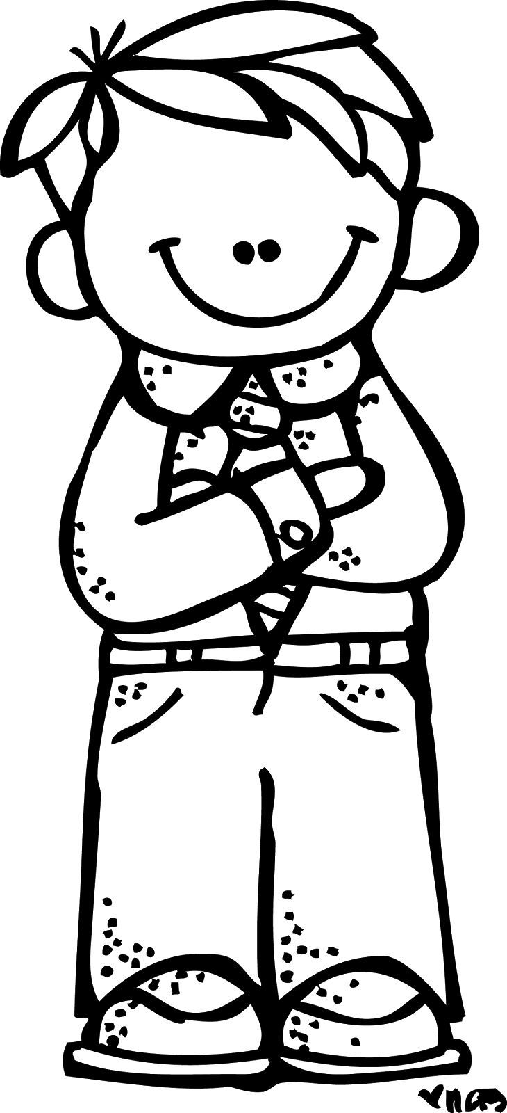 And girl church primary. Lds clipart boy