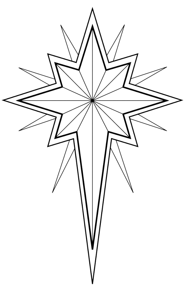 Stars drawing at getdrawings. Lds clipart christmas