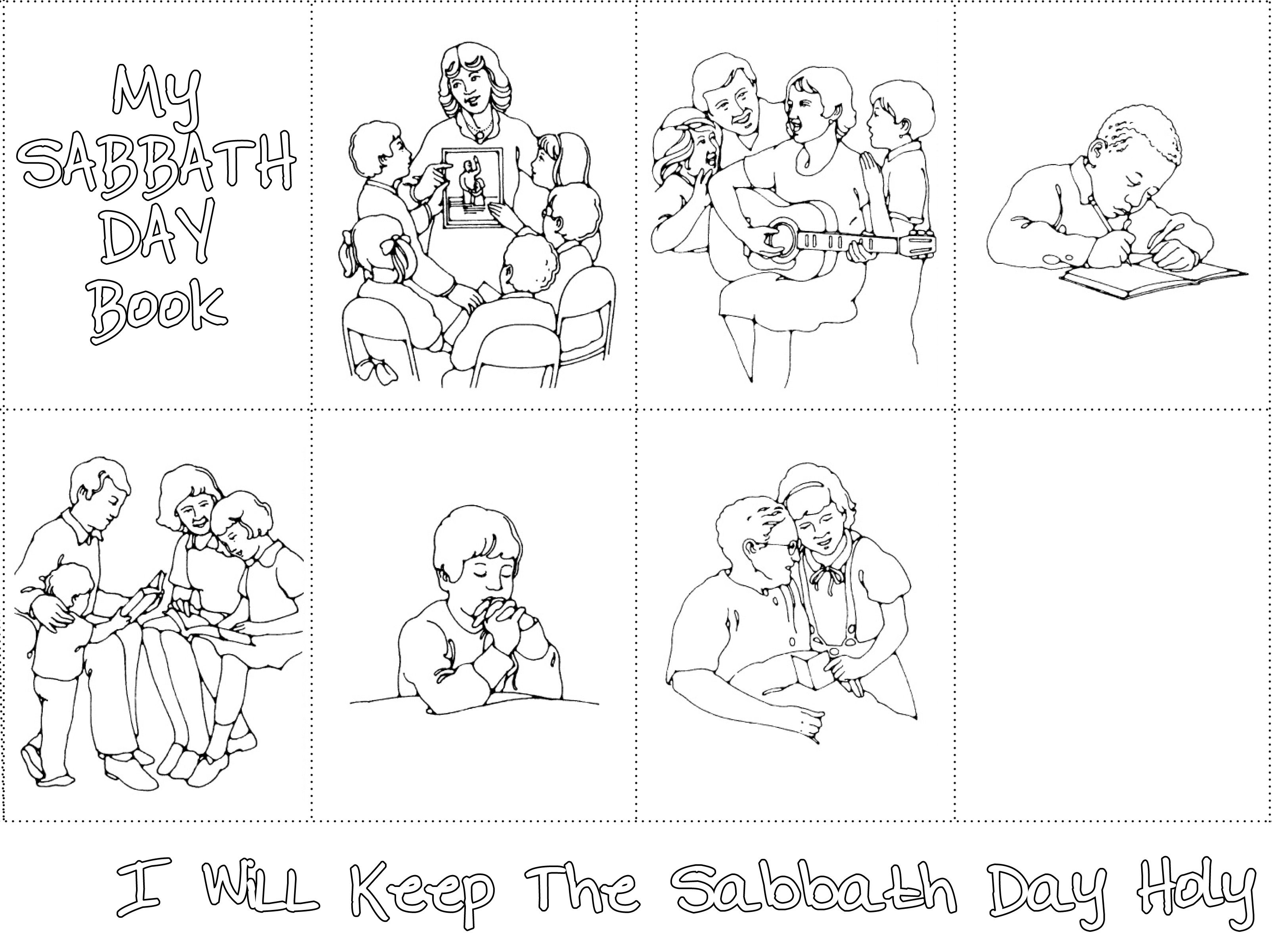 Lds clipart coloring page. Free to color for