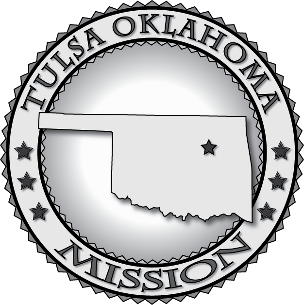 Missions clipart state. Oklahoma lds mission medallions