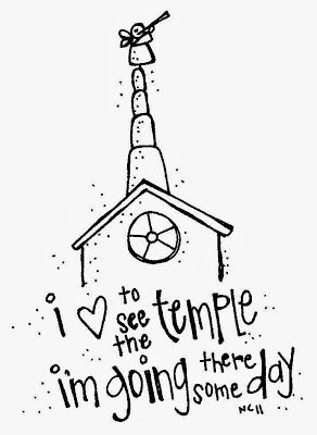 Lds clipart drawing. Black and white temple