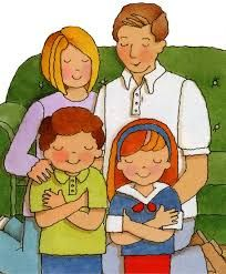 Lds clipart family. Image result for praying